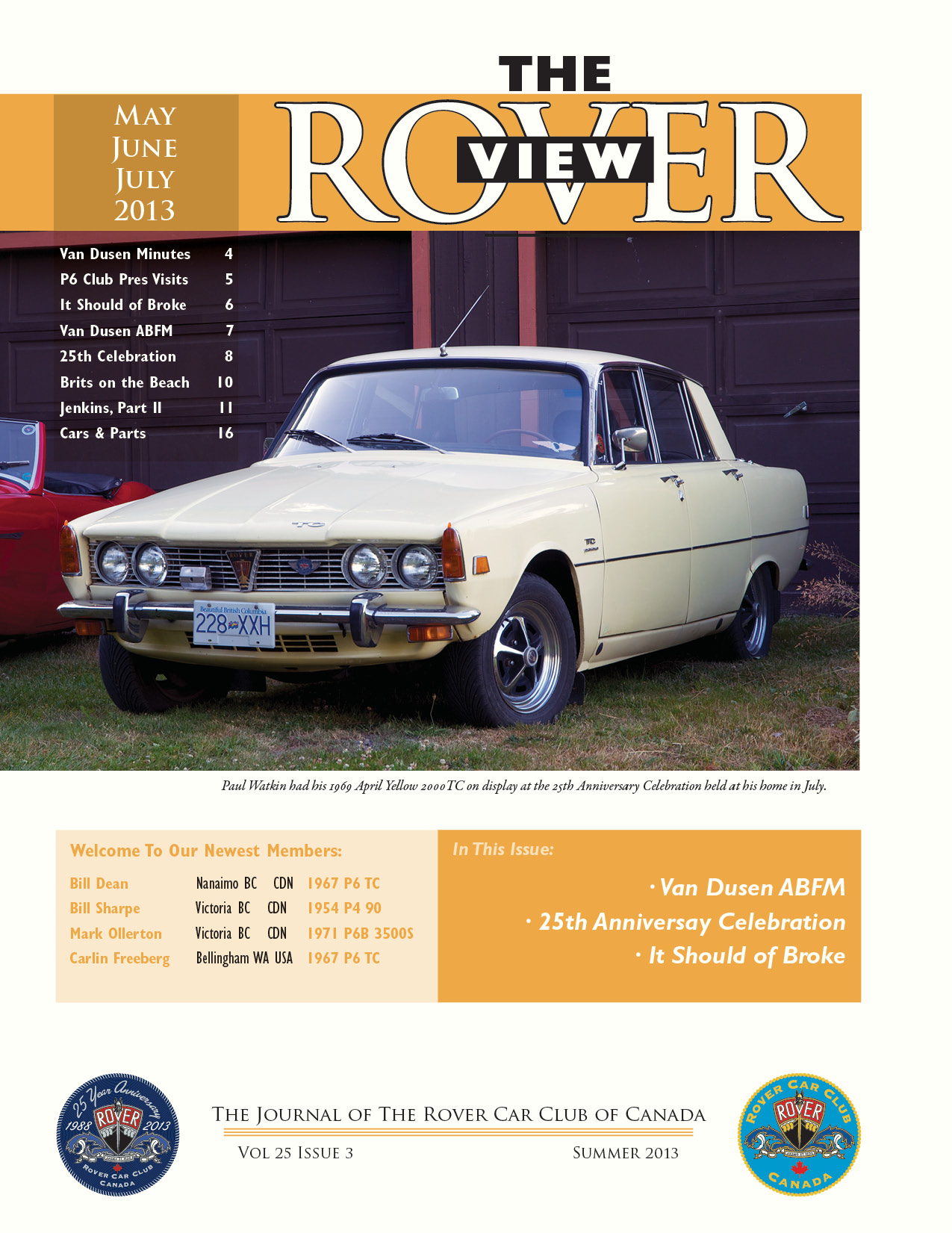 RoverView Vol 25-3