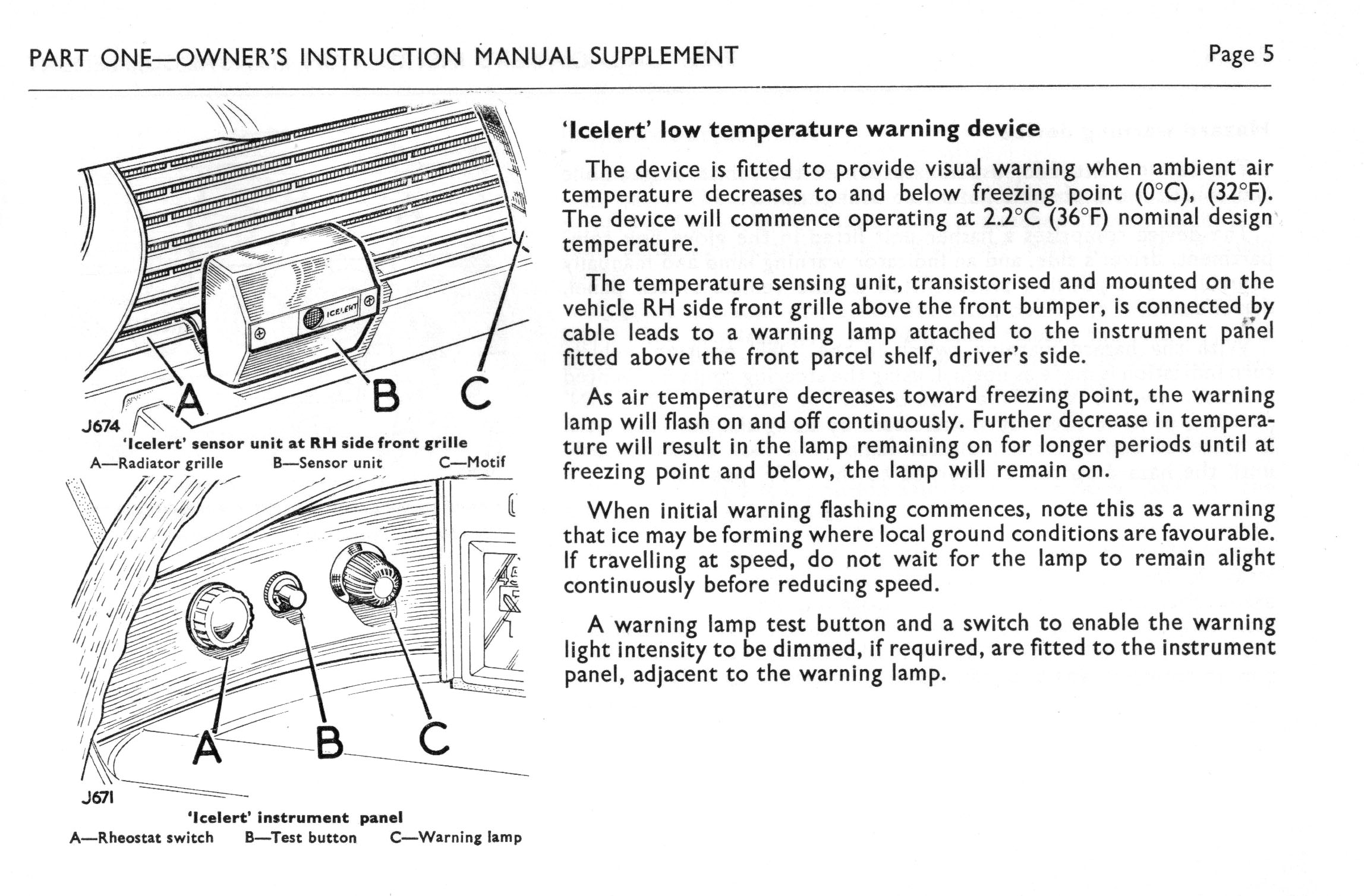 ice alert rover alternator wiring diagram rover p6 wiring diagram